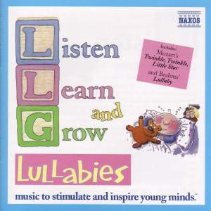 LISTEN, LEARN AND GROW, Vol. 2: Lullabies Product Image