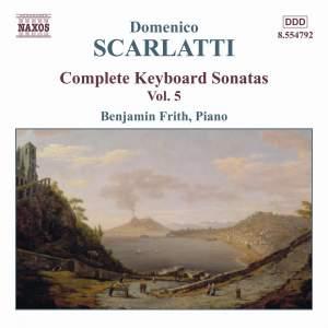 Scarlatti - Complete Keyboard Sonatas Volume 5