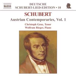 Volume 10 - Austrian Contemporaries Volume 1