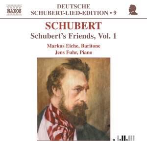 Volume 9 - Schubert's Friends Volume 1 Product Image