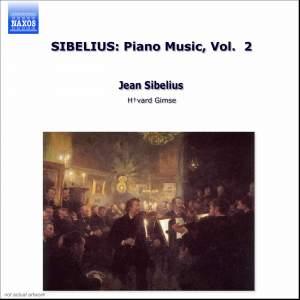 Sibelius: Piano Music Vol. 2
