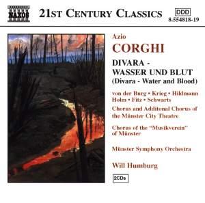 Corghi: Divara - Wasser und Blut (Water and Blood)