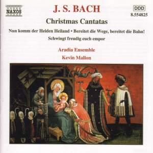 J. S. Bach: Christmas Cantatas Product Image