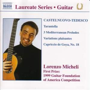 Guitar Recital: Lorenzo Micheli Product Image