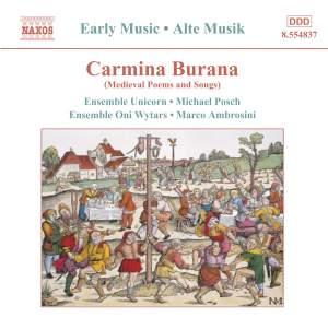 anon.: Carmina Burana Product Image
