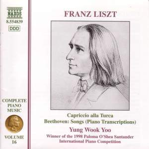 Liszt: Complete Piano Music Volume 16 Product Image
