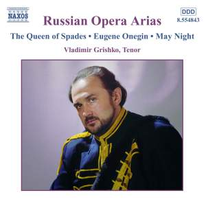 Russian Opera Arias, Vol. 1 Product Image