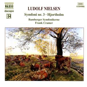 Nielsen, Ludolf: Symphony No. 3 in C major, Op. 22 Product Image
