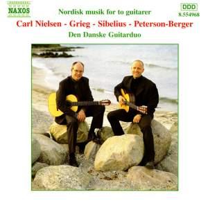 Danske Guitarduo (Den): Nordisk Musik for To Guitarer