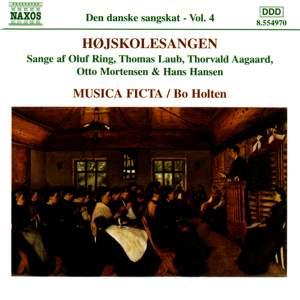 Den danske sangskat, Vol. 4 Product Image