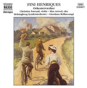 Henriques: Orchestral Works