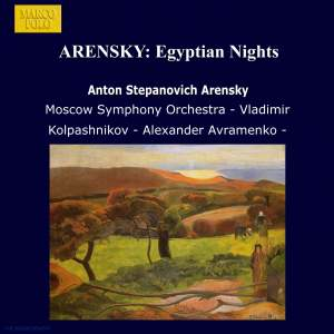 Arensky: Egyptian Nights Product Image