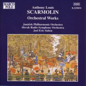 Scarmolin: Short Orchestral Works Product Image