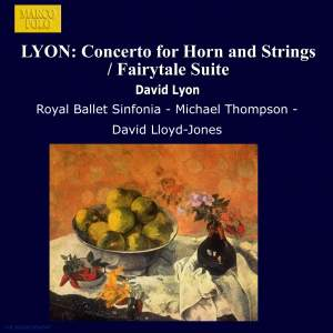 David Lyon: Orchestral Works