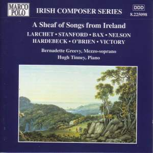 A Sheaf of Songs from Ireland Product Image