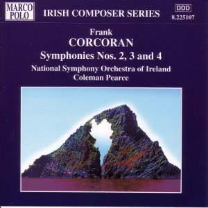 Frank Corcoran: Symphonies Nos. 2 - 4 Product Image