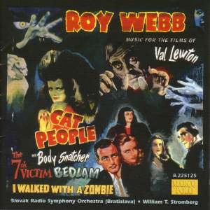Roy Webb: Music for the Films of Val Lewton Product Image