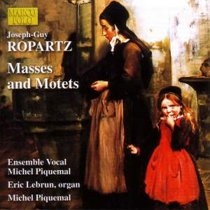 Ropartz: Masses and Motets Product Image