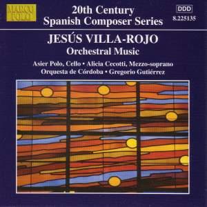 Jesús Villa-Rojo: Orchestral Works Product Image