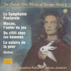 Georges Auric: La Symphonie Pastorale Product Image