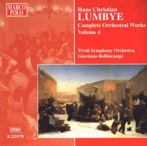 Lumbye - Complete Orchestral Works Volume 4 Product Image