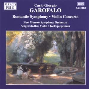 Garofalo: Romantic Symphony & Violin Concerto Product Image