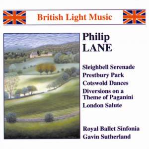 British Light Music - Philip Lane Product Image