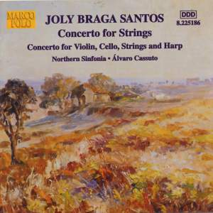 Joly Braga Santos: Concerto for Strings