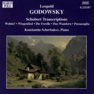 Godowsky - Piano Music Volume 6