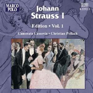 Johann Strauss I Edition, Volume 1