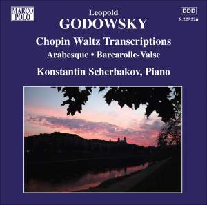 Godowsky - Piano Music Volume 9 Product Image