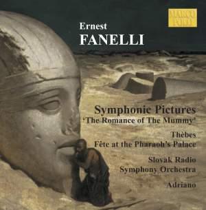 Ernest Fanelli: Symphonic Pictures Product Image