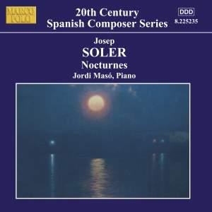 Josep Soler: Nocturnes Product Image