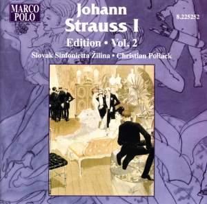Johann Strauss I Edition, Volume 2 Product Image