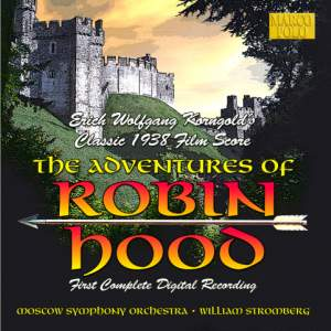 Korngold: The Adventures of Robin Hood Product Image