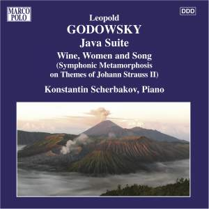 Godowsky - Piano Music Volume 8
