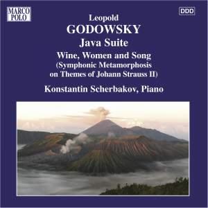 Godowsky - Piano Music Volume 8 Product Image