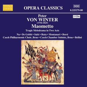 Winter, P von: Maometto Product Image
