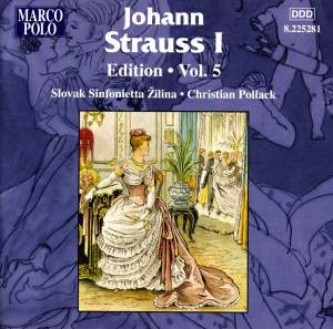 Johann Strauss I Edition, Volume 5