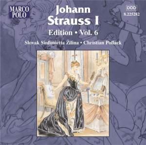 Johann Strauss I Edition, Volume 6 Product Image