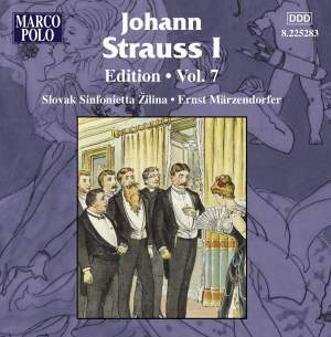 Johann Strauss I Edition, Volume 7