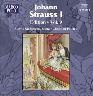 Johann Strauss I Edition, Volume 9 Product Image