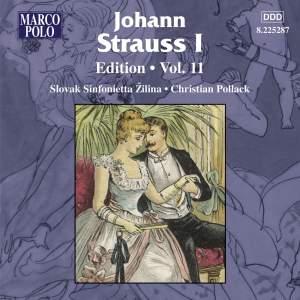 Johann Strauss I Edition, Volume 11