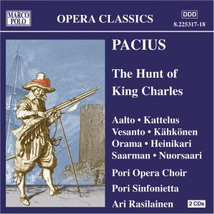 Pacius: The Hunt of King Charles Product Image