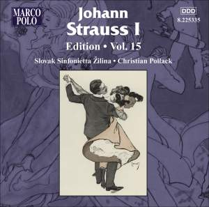 Johann Strauss I Edition, Volume 15