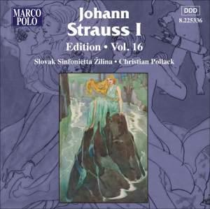 Johann Strauss I Edition, Volume 16