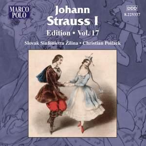 Johann Strauss I Edition, Volume 17