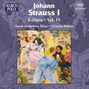 Johann Strauss I Edition, Volume 19 Product Image