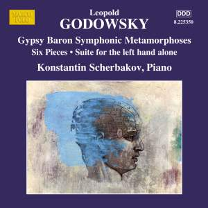 Godowsky - Piano Music Volume 11