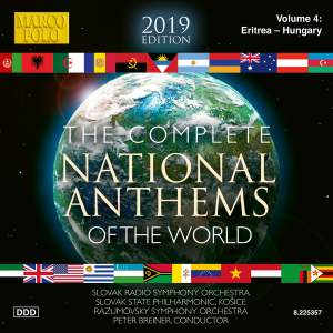 Complete National Anthems of the World (series) (page 1 of 2